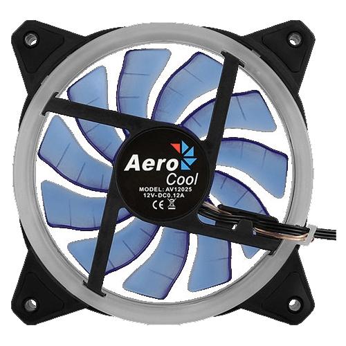 Система охлаждения для корпуса AeroCool Rev Blue