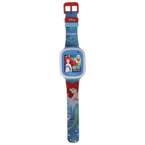 Часы Кнопка жизни Disney Принцесса Ариэль