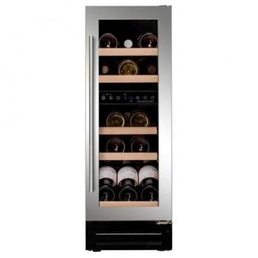 Встраиваемый винный шкаф Dunavox DX-17.58SDSK