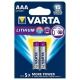 Батарейка VARTA ULTRA Lithium AAA
