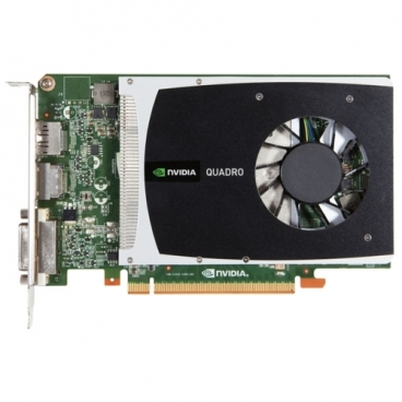 Видеокарта Leadtek Quadro 2000 625Mhz PCI-E 2.0 1024Mb 2600Mhz 128 bit DVI