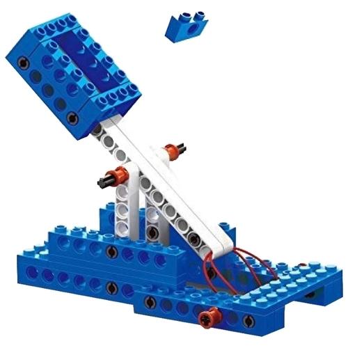 Электромеханический конструктор Wange Power Machinery 1402 Кран