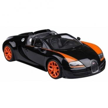Легковой автомобиль Rastar Bugatti Grand Sport Vitesse 2.4G (70420) 1:14 32 см
