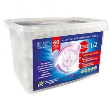 Techpoint All-in-one Eco-Diswasher mini таблетки для посудомоечной машины