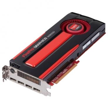 Видеокарта Sapphire FirePro W8000 900Mhz PCI-E 3.0 4096Mb 5500Mhz 256 bit