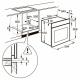 Электрический духовой шкаф Zanussi OPZB 4210 W