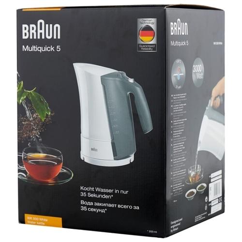 Чайник Braun WK 500
