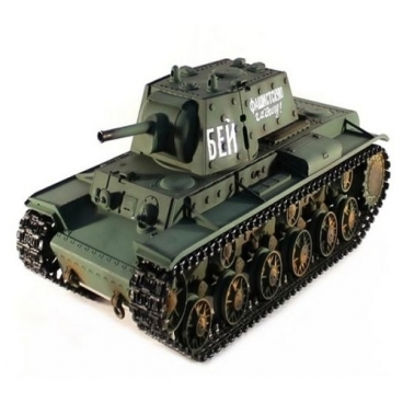 Танк Taigen KV-1 Highest Configure (TG3878-1HC) 1:16