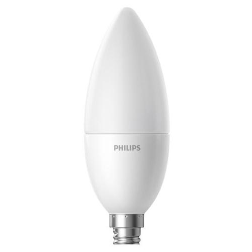 Лампа светодиодная Philips Rui Chi, E14, C42, 3.5Вт