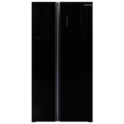 Холодильник Shivaki SBS-574DNFGBL