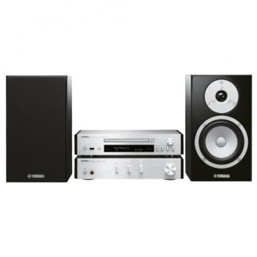 Музыкальный центр YAMAHA MCR-N670D Silver