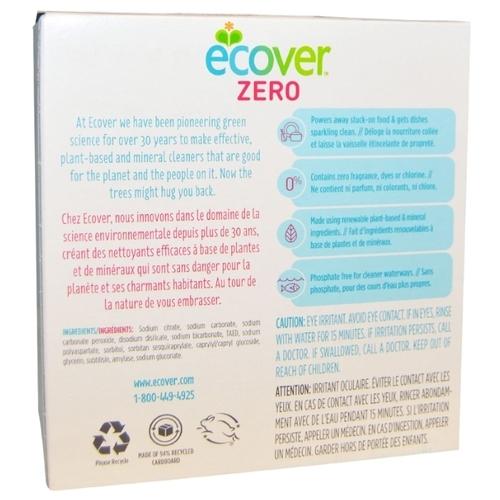 Ecover Zero таблетки для посудомоечной машины