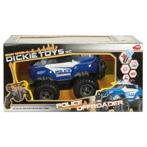 Внедорожник Dickie Toys полицейский (19056) 1:24 19 см