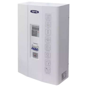 Электрический котел ZOTA 9 MK 9 кВт одноконтурный