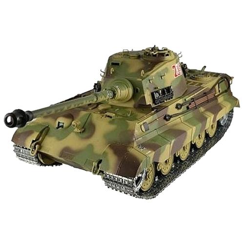 Танк Heng Long King Tiger Henschel (3888A-1PRO) 1:16 65 см