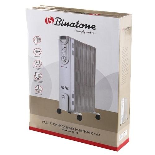 Масляный радиатор Binatone OR-110