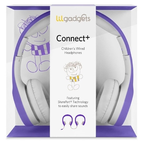 Наушники LilGadgets Connect+ for children