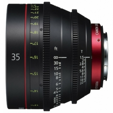 Объектив Canon CN-E 35mm T1.5 L F