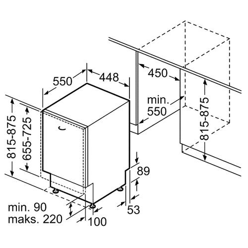 Посудомоечная машина Bosch SPV 66MX20R