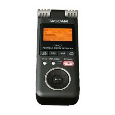 Портативный рекордер Tascam DR-07