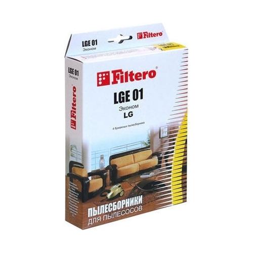 Filtero Мешки-пылесборники LGE 01 Эконом