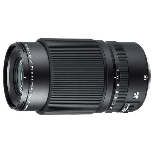Объектив Fujifilm GF 120mm f/4 R LM OIS WR Macro