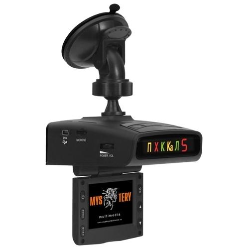 Видеорегистратор с радар-детектором Mystery MRD-815HDVS
