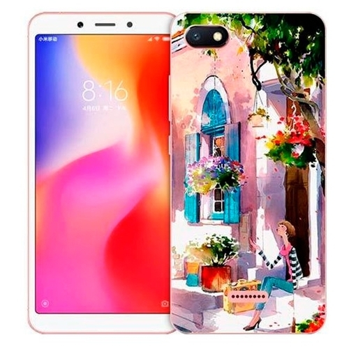 Чехол Gosso 724259 для Xiaomi Redmi 6A