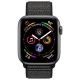 Часы Apple Watch Series 4 GPS + Cellular 40mm Aluminum Case with Sport Loop