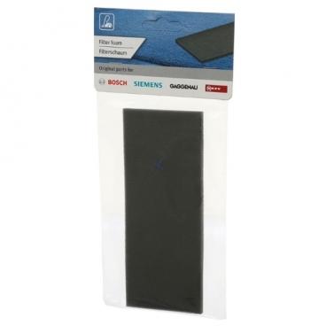 Bosch Фильтр поролоновый 17000301