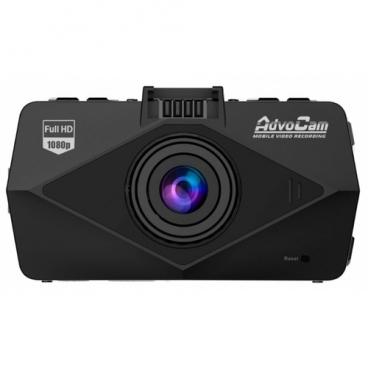 Видеорегистратор AdvoCam FD Black-II GPS+ГЛОНАСС, GPS, ГЛОНАСС