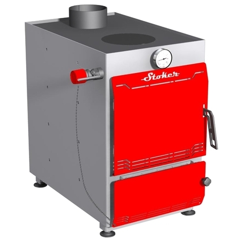 Твердотопливный котел Stoker Aqua 16-ПЭ 16 кВт одноконтурный