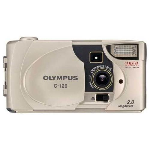 Фотоаппарат Olympus Camedia C-120
