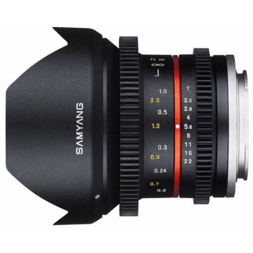 Объектив Samyang 12mm T2.2 NCS CS VDSLR Samsung NX