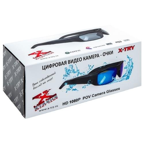Экшн-камера X-TRY XTG354 Full HD IGUANA 16 GB