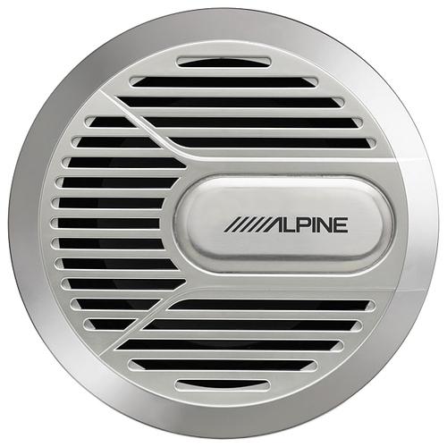 Автомобильный сабвуфер Alpine SWR-M100