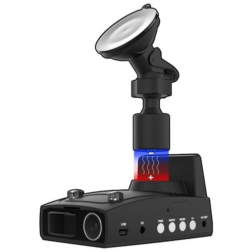 Видеорегистратор с радар-детектором Artway MD-104 COMBO 3 в 1 Super Fast