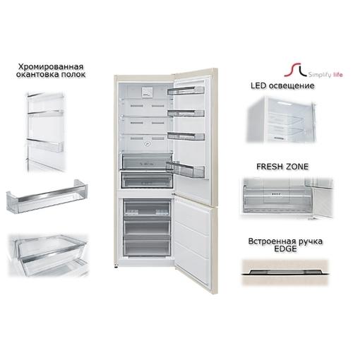 Холодильник Schaub Lorenz SLU S379X4E