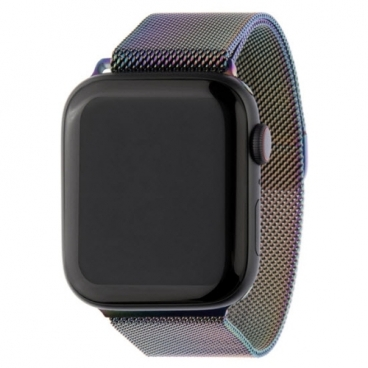 INTERSTEP Ремешок MESH для Apple Watch 38/40 мм, сталь