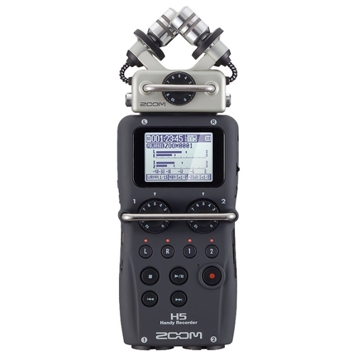 Портативный рекордер Zoom H5