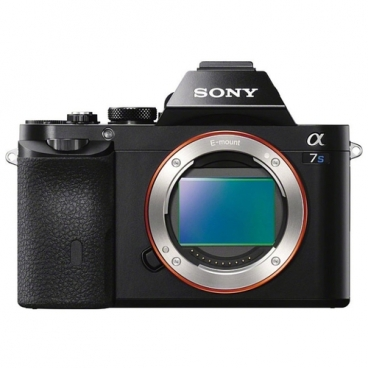 Фотоаппарат Sony Alpha ILCE-7S Body