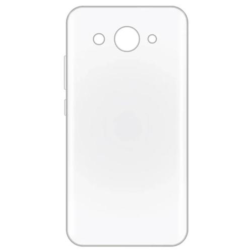 Чехол LuxCase TPU для Huawei Y3 2017 (прозрачный)