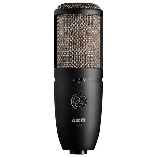 Микрофон AKG P420