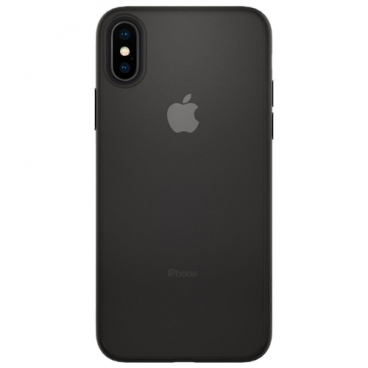 Чехол Spigen Air Skin (063CS249) для Apple iPhone X/Xs
