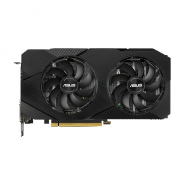 Видеокарта ASUS DUAL GeForce GTX 1660 Ti 1500MHz PCI-E 3.0 6144MB 12002MHz 192 bit DVI DisplayPort 2xHDMI HDCP Advanced EVO