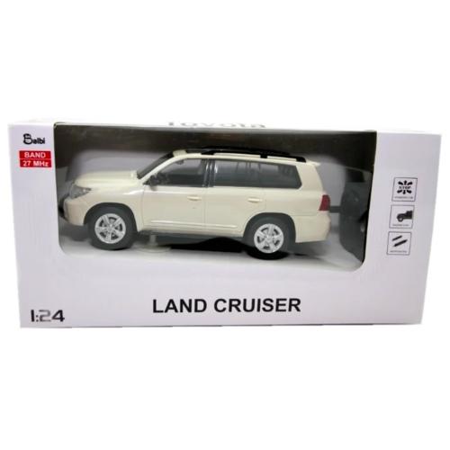Внедорожник Balbi Toyota Land Cruiser (HQ20133) 1:24