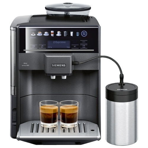 Кофемашина Siemens TE613209RW EQ6 s300