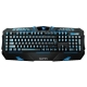 Клавиатура Qcyber Syrin GK 002 Black USB