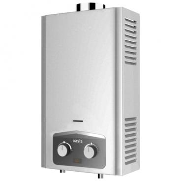 Проточный газовый водонагреватель Oasis Modern 28MS