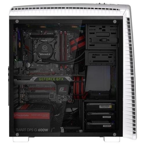 Компьютерный корпус Thermaltake Versa N27 CA-1H6-00M6WN-00 White